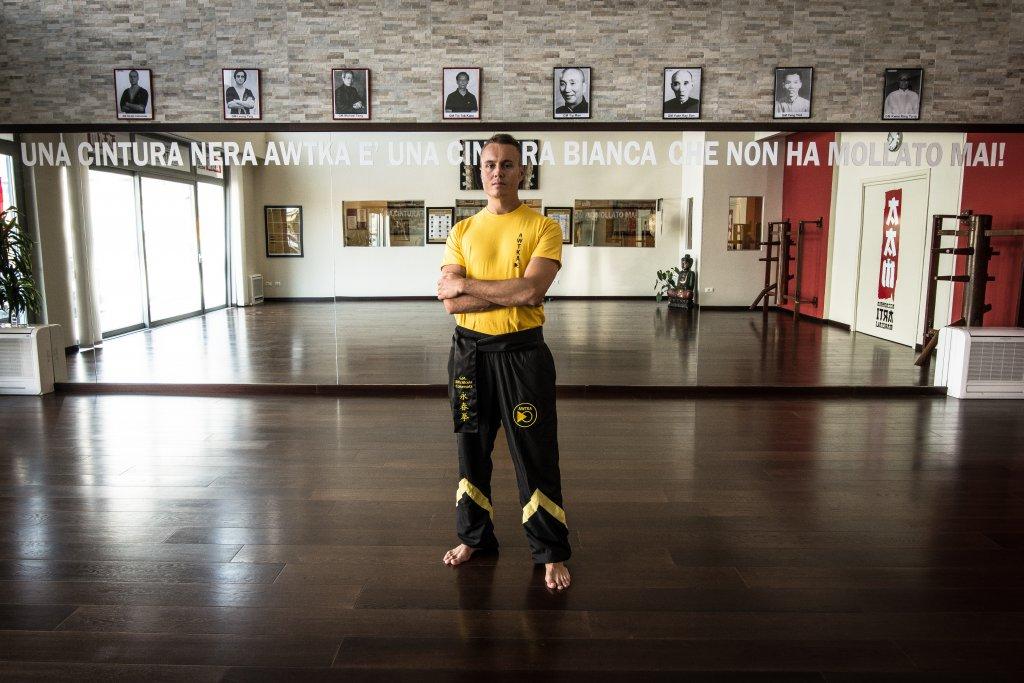 Kung Fu - Wing Tiun - Marina di Carrara - Adulti